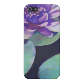 Purity - Waterlily Pastel iPhone 5 Cases