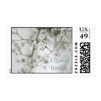 Purity Wedding Postage / Stamps