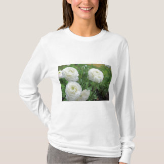 Purity White Roses T-Shirt