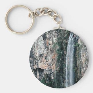 Purling Brook Falls, Gold Coast, Australia Key Chain