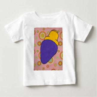 Purlple light baby T-Shirt