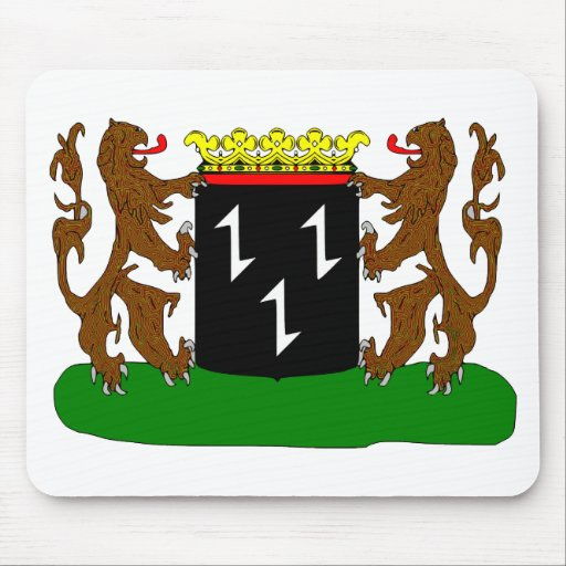 Purmerend, Netherlands Mouse Pad