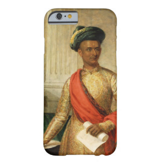 Purniya, Chief Minister of Mysore, c.1801 (oil on Barely There iPhone 6 Case