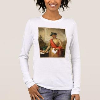 Purniya, Chief Minister of Mysore, c.1801 (oil on Long Sleeve T-Shirt
