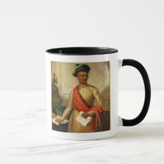 Purniya, Chief Minister of Mysore, c.1801 (oil on Mug