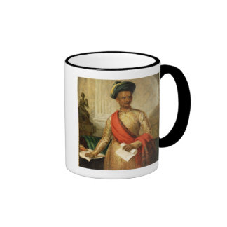 Purniya, Chief Minister of Mysore, c.1801 (oil on Coffee Mug