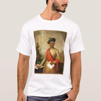Purniya, Chief Minister of Mysore, c.1801 (oil on T-Shirt