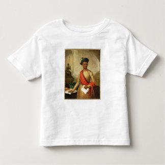Purniya, Chief Minister of Mysore, c.1801 (oil on Toddler T-shirt