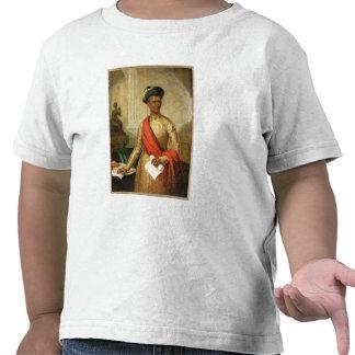 Purniya, Chief Minister of Mysore, c.1801 (oil on Shirt
