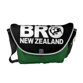 Puro como bro, Nueva Zelanda Bolsa De Mensajeria
