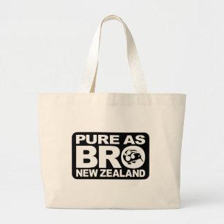 Puro como bro, Nueva Zelanda Bolsas