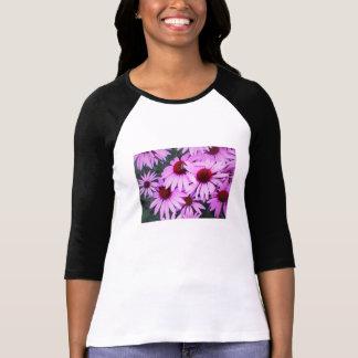purpel flowers T-Shirt