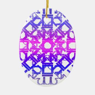 Purple 101STAR Christmas Ornaments