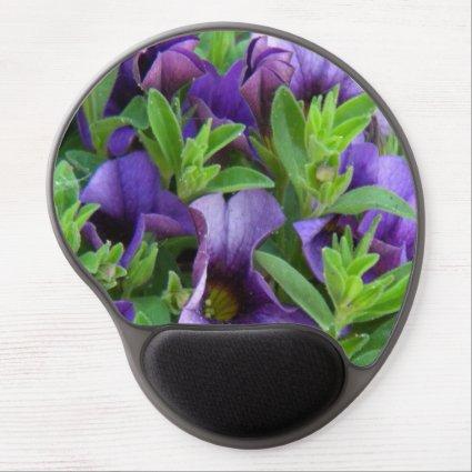 Purple 1E BCG Gel Mouse Pads