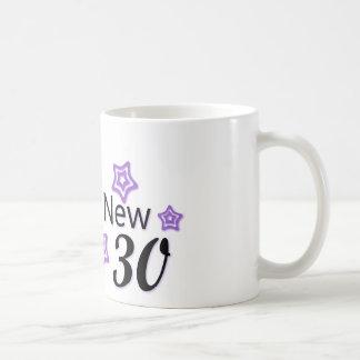 Purple 40 is the New 30 Coffee Mug