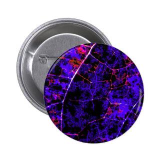 Purple Abstract Art Button