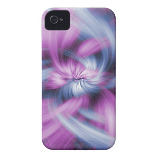 Purple Abstract Art Case-Mate iPhone 4 Cases