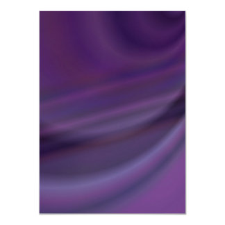 Purple abstract card