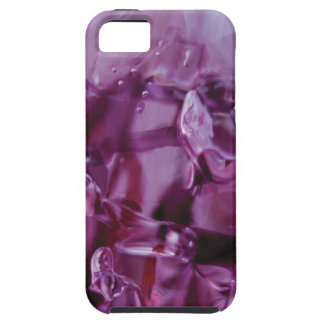 Purple Abstract Case