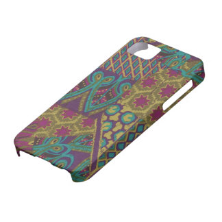 Purple Abstract Case-Mate iPhone 5 iPhone 5 Covers