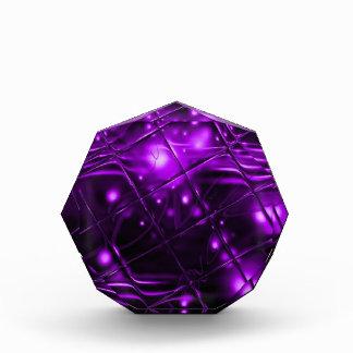 Purple Abstract Design Award