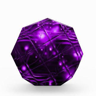 Purple Abstract Design Awards