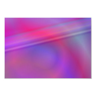 Purple abstract design card