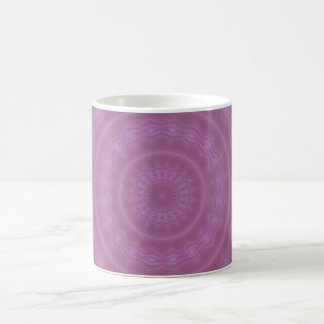 Purple Abstract Mug