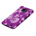 Purple Abstract Samsung Galaxy S Case Galaxy SII Case