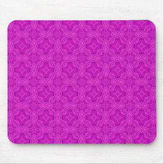 Purple abstract wood pattern mouse pad