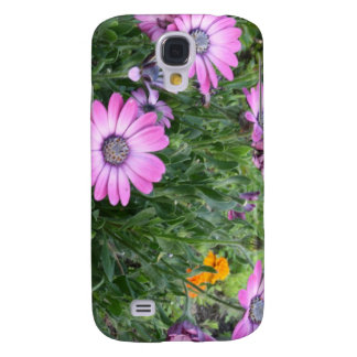 Purple African Daisies, Perhaps? Samsung S4 Case