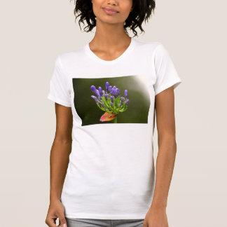 Purple Agapanthus T-Shirt