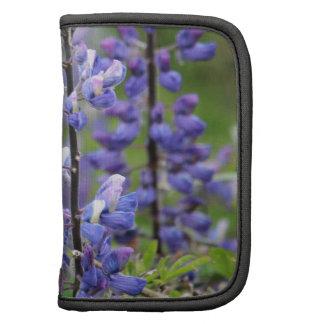 Purple Alaskan Lupines Planner
