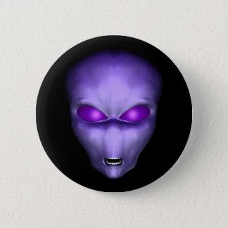 Purple Alien Button