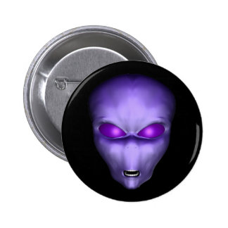 Purple Alien Button