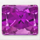 Purple Amethyst February Gifts by Sharles Mouse Pads