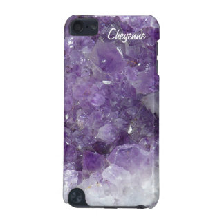 Purple Amethyst iPod Touch 5G Case