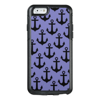 Purple Anchor Otterbox iPhone 6/6s Case