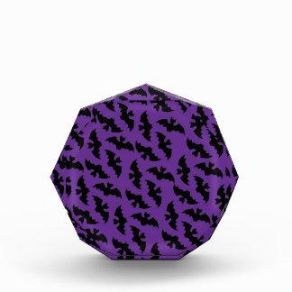 Purple And Black Bats Award