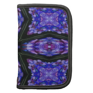 Purple and Black Mosaics 2290 Organizer
