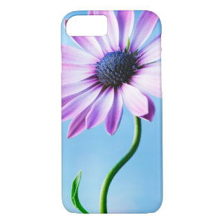 Purple and Blue Daisy Flower Floral Daisies Flower iPhone 8/7 Case