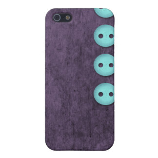 Purple and blue iPhone 4 Case