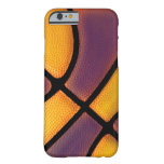 purple and gold basketball case barely there iPhone 6 case
