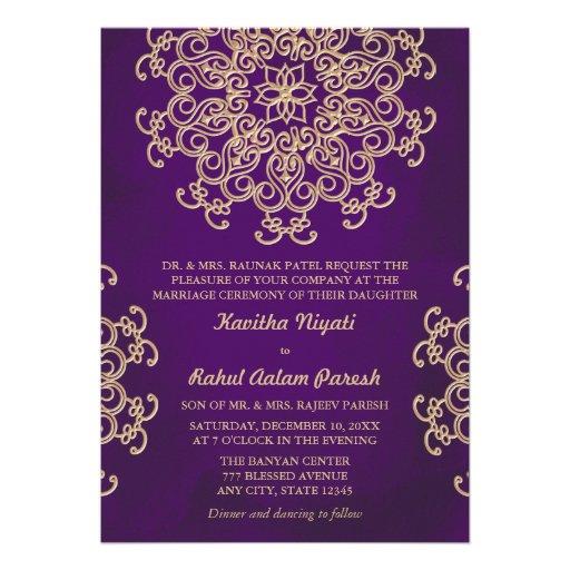 Wedding Invitation Wording Wedding Invitation Templates Indian Style