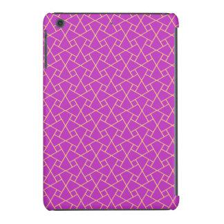 Purple and Gold Islamic Design iPad Case-Mate Case