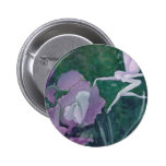 purple and green fairy pins