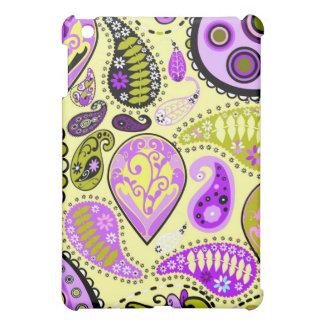 Purple and Green Paisley iPad Speck Case iPad Mini Cases