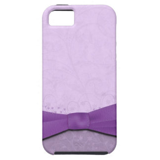 Purple and Lavender Floral iPhone 5 Covers