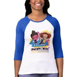 Purple and Nine Celebrate Women's Jersey