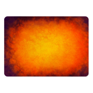 Purple and orange sunset texture large business cards (Pack of 100)